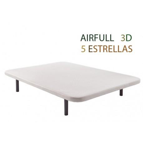 Base Airfull 3D  5 estrellas