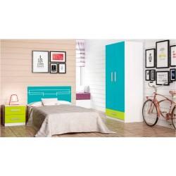 Dormitorio Río 405