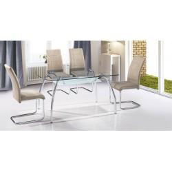 Conjunto mesa + 4 sillas San