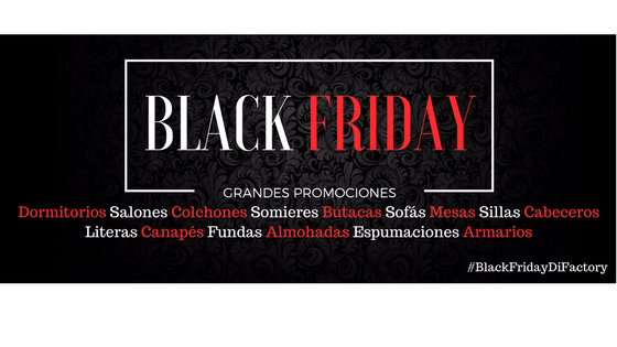 Preparaos para el gran Black Friday